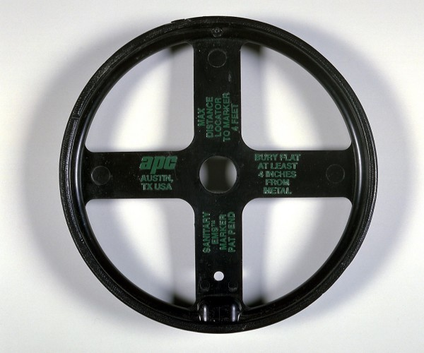 3M Dynatel EMS Mini Marker grün (Abwasser) Typ 1258 - 80610221949 - 7100178443