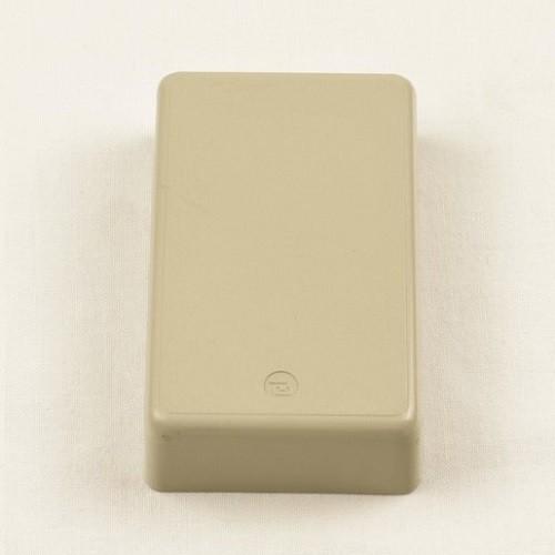 3M (Quante) Verteilerdose 3 DA (Mini-Verteiler) kieselgrau - 50-006-11000