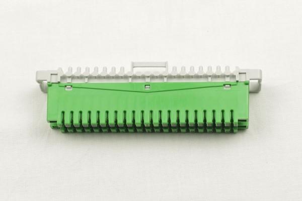 Krone LSA-PLUS Trennleiste 2/10 grün für 10 DA 6089 1 102-20