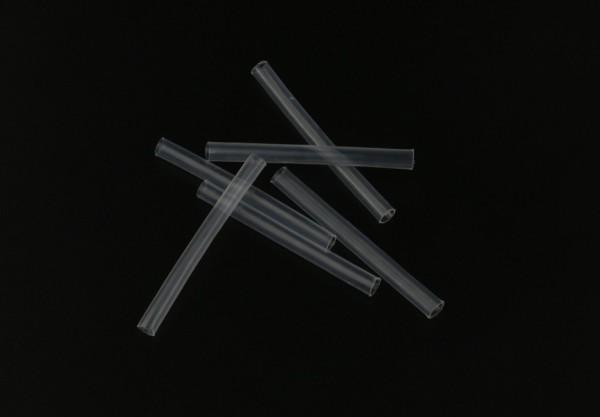 Kunststoff-Isolierhülsen 3,6x4,4x50mm natur Gruppenringe 591010102