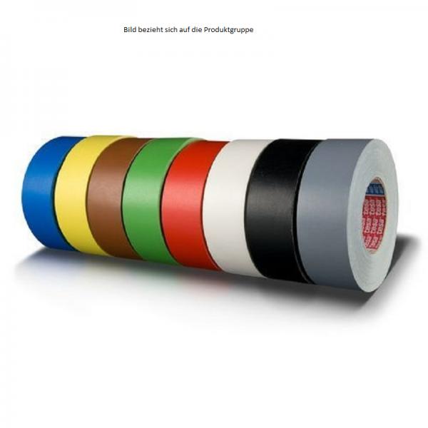 Tesa Gewebeband 51026 schwarz 25mm