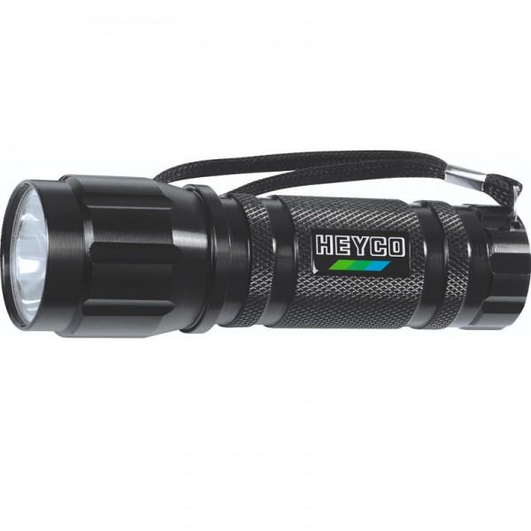 Heyco 1 W LED Taschenlampe spritzwassergeschützt - 01721000100