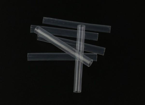 Kunststoff-Isolierhülsen 4,1x5,1x50mm natur Gruppenringe 591010103