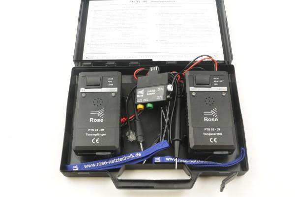 Rose Prüf- und Test-Set PTS 93-09 1019010-09