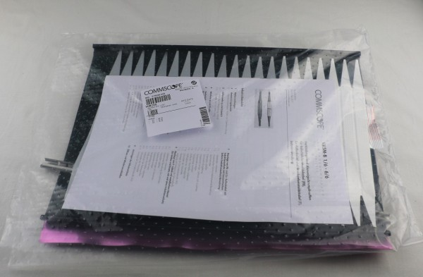 CommScope Schrumpfmuffe VASM 2/6-B Verbindungs- und Abzweigschrumpfmuffe 268326 515898-000