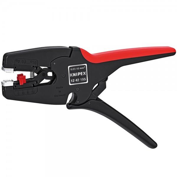 Knipex MultiStrip 10 automatische Abisolierzange 12 42 195