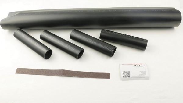 Elta Schrumpfverbindungsmuffe SVM 4x 25-70 für Schraubverbinder - Kabelgarnitur für 0,6 bis 1kV - Reparaturmuffe - 142074
