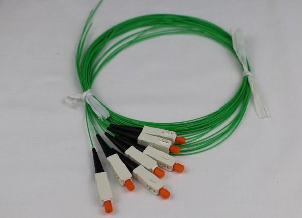 LWL Faserpigtail SC 50/125µm OM2 MM 2m