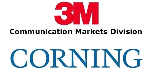 3M (Quante) Communication Markets Division wird zu Corning