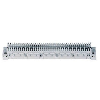 3M LSA-PLUS Anschlußleiste 1/20 grau 20 DA (Baureihe 1) 79101-518 00 DIN DE620041652 - Corning 980996