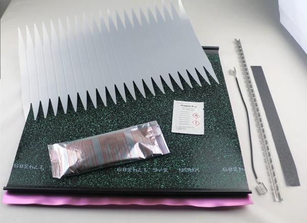 CommScope Schrumpfmuffe XAGA-500-3-DE01 Verbindungs- und Abzweigschrumpfmuffe 267994 (VASM 3/6)