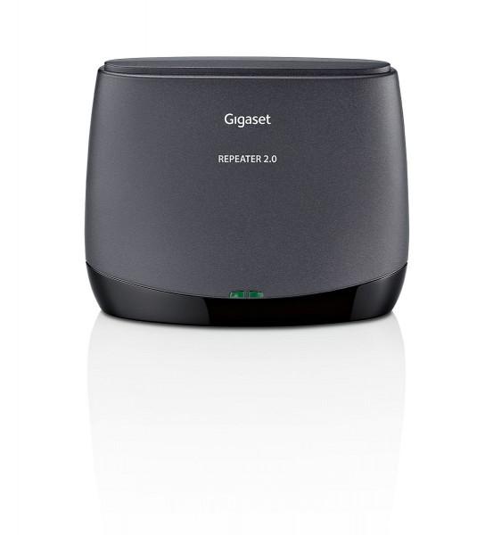 Gigaset Repeater 2.0 schwarz S30853-H602-B101