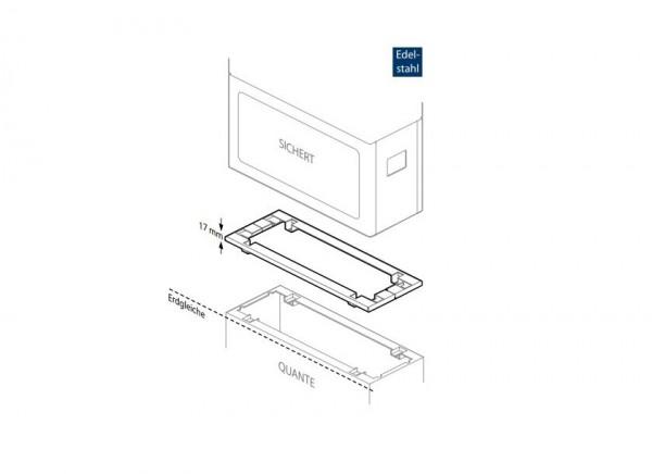 Sichert KVz Sockeladapter für UNI 8/310, 84 auf Quante Unterteil - 59.2363.00.00